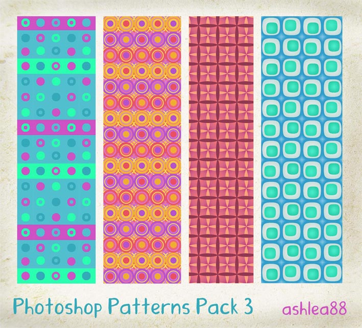 PS Patterns Pack 3