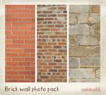 Brick Walls photo pack