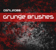 Grunge Brushes by ashzstock
