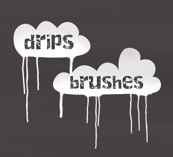Drips Brush Set by ashzstock