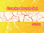 Cracks Brush Set