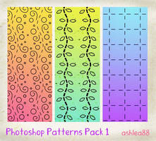 PS Patterns Pack 1 by ashzstock