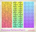 PS Patterns Pack 1