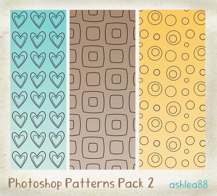 10 лучших векторных patterns для photoshop.  LetItBit.