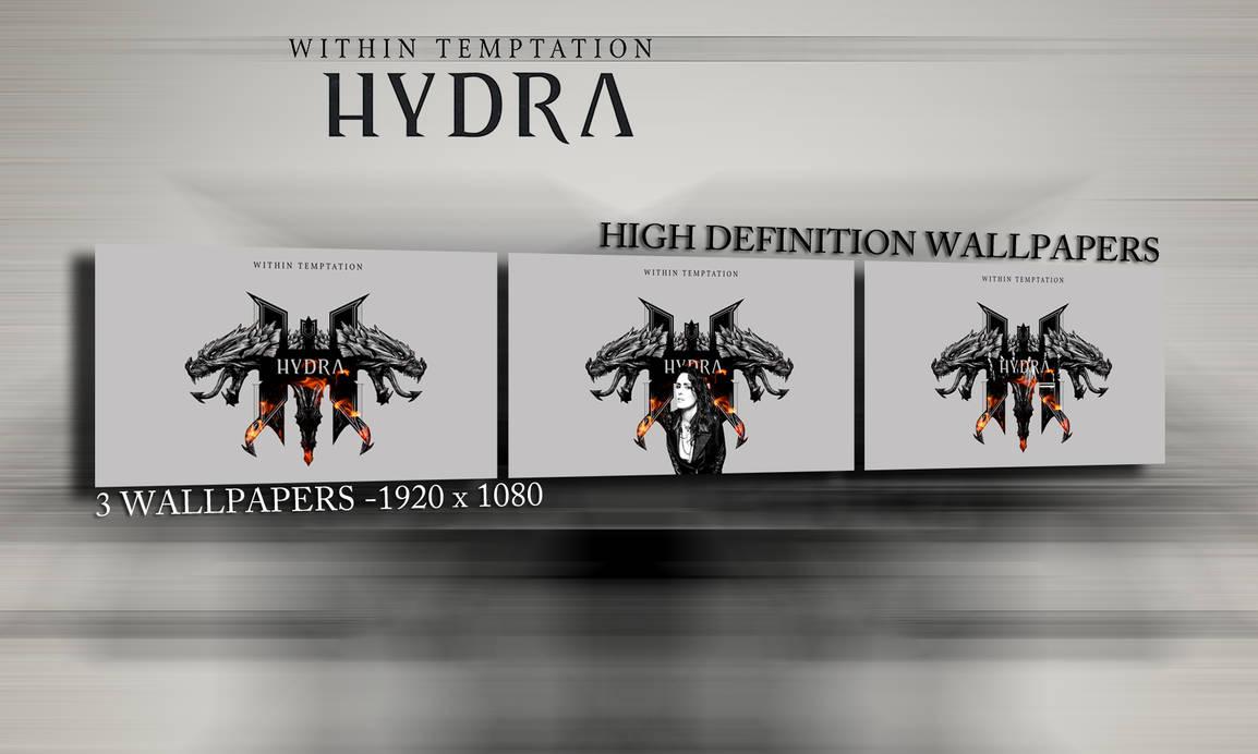 within temptation hydra wallpaper