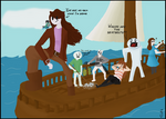 The Animation Pirate Crew