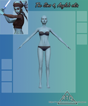 80. The Sims 4, Aayla's skin by RayneTheQueen