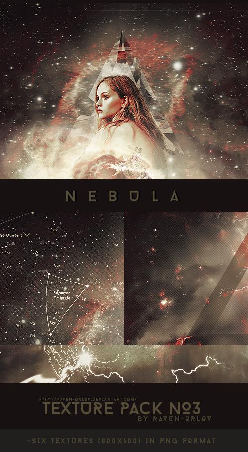 Texture Pack #3 - Nebula by RavenOrlov