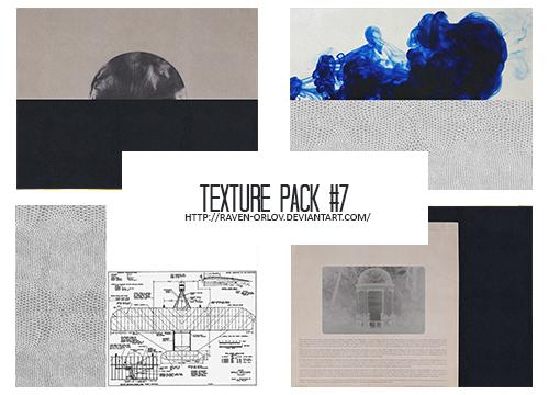 Texture Pack #7 - Books and Mechanics by RavenOrlov