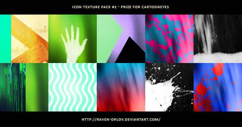 Icon Texture Pack #1 - Horrible Ways by RavenOrlov