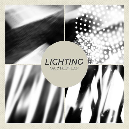 Texture Pack #14 - Lighting Textures