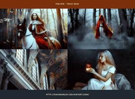 PSD #76 - Toxic Rain by RavenOrlov