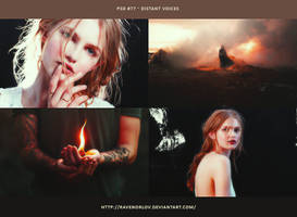 PSD #77 - Distant Voices by RavenOrlov