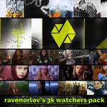 3K Watchers Pack