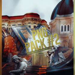 PNG Pack #2 - Urban