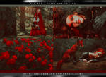 PSD #91 - Roses and Thorns