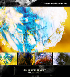 Texture Pack #33 - Split Personality
