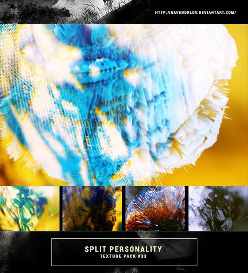 Texture Pack #33 - Split Personality by RavenOrlov