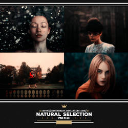 PSD #113 - Natural Selection by RavenOrlov