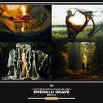 PSD #114 - Emerald Grave