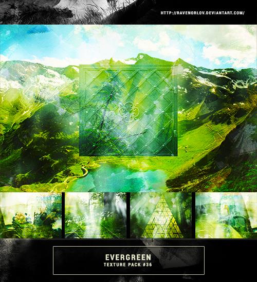Texture Pack #36 - Evergreen by RavenOrlov