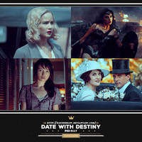 PSD #117 - Date With Destiny by RavenOrlov