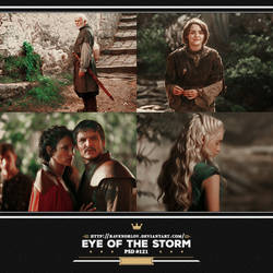 PSD #121 - Eye Of The Storm by RavenOrlov