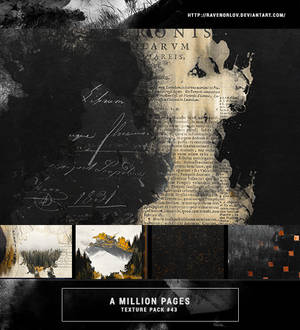 Texture Pack #43 - A Million Pages