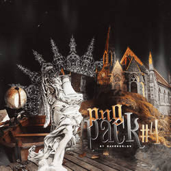 PNG Pack #4 - Gothic Fairytale