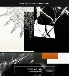 Texture Pack #50 -Tides of Ink