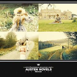 PSD #130 - Austen Novels