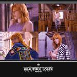 PSD #132 - Beautiful Loser