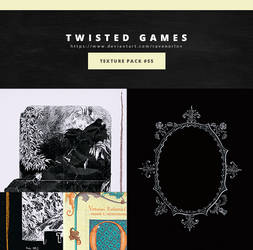 Texture Pack #55 - Twisted Games
