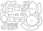 Irwin Sailor Plush Pattern
