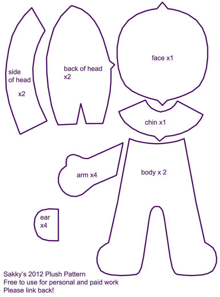Barbiefashion Dolls Baby Doll – Clothes Patterns