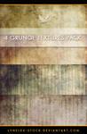 4 Grunge Texture Pack - 2