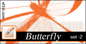 PHs-Butterfly-brush-set2 by el3sl-stock