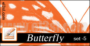 PHs-Butterfly-brush-set 5 by el3sl-stock