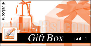 PHs...Gift Box..Brushes. set 1 by el3sl-stock