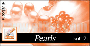 PHs...Pearl..Brushes. set 2 by el3sl-stock