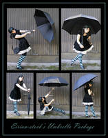Umbrella Package by Eirian-stock