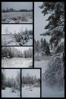 Winter Package II by Eirian-stock