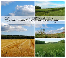 Field Package by Eirian-stock