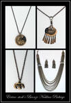 Bronze Necklace Package