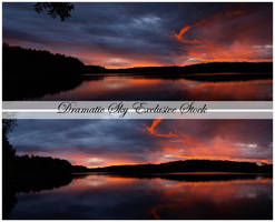 BG Dramatic Sky Exclusive