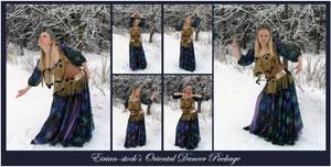 Oriental Dancer Package