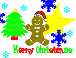 Simple Christmas Brushes by PinkEarMuffs