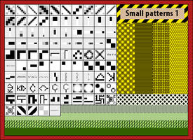 Small patterns 1 by chain