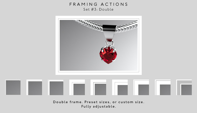 Framing actions - 3 - Double