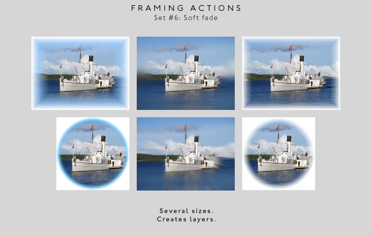 Framing actions - 6 - Soft